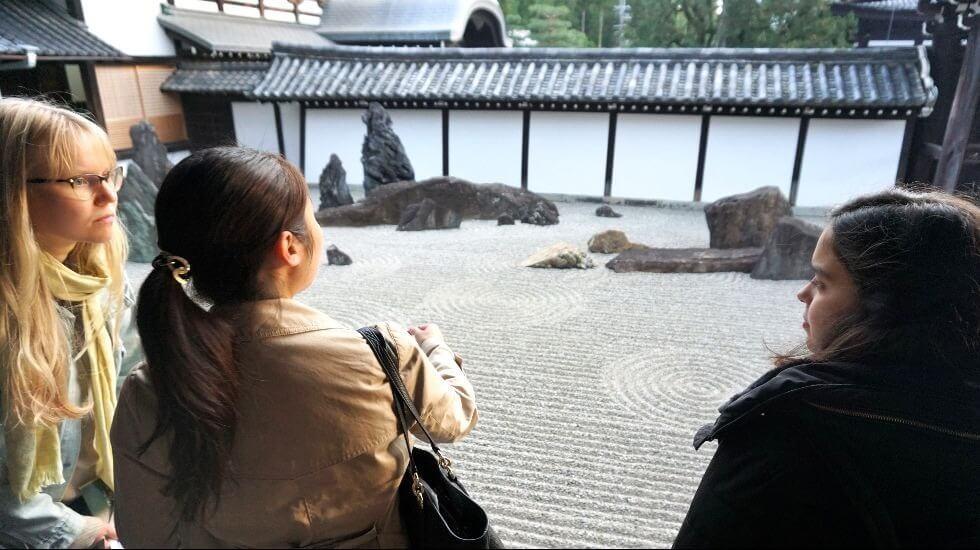Sharing Kyoto Tour Highlights