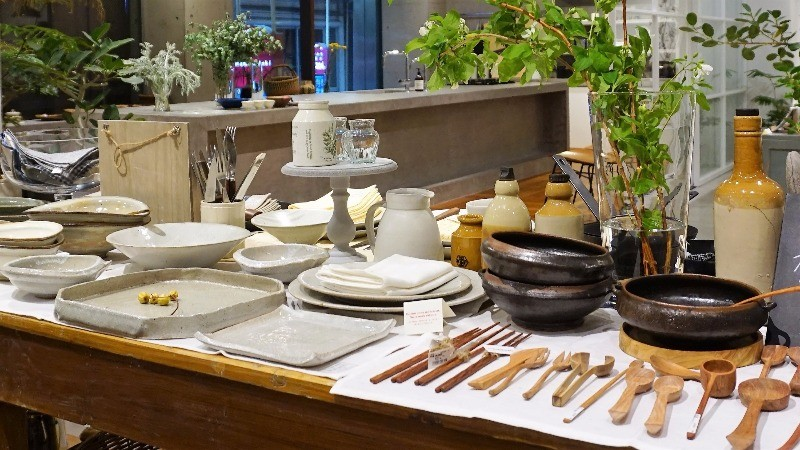 five carefully selected japanese kitchenware stores in